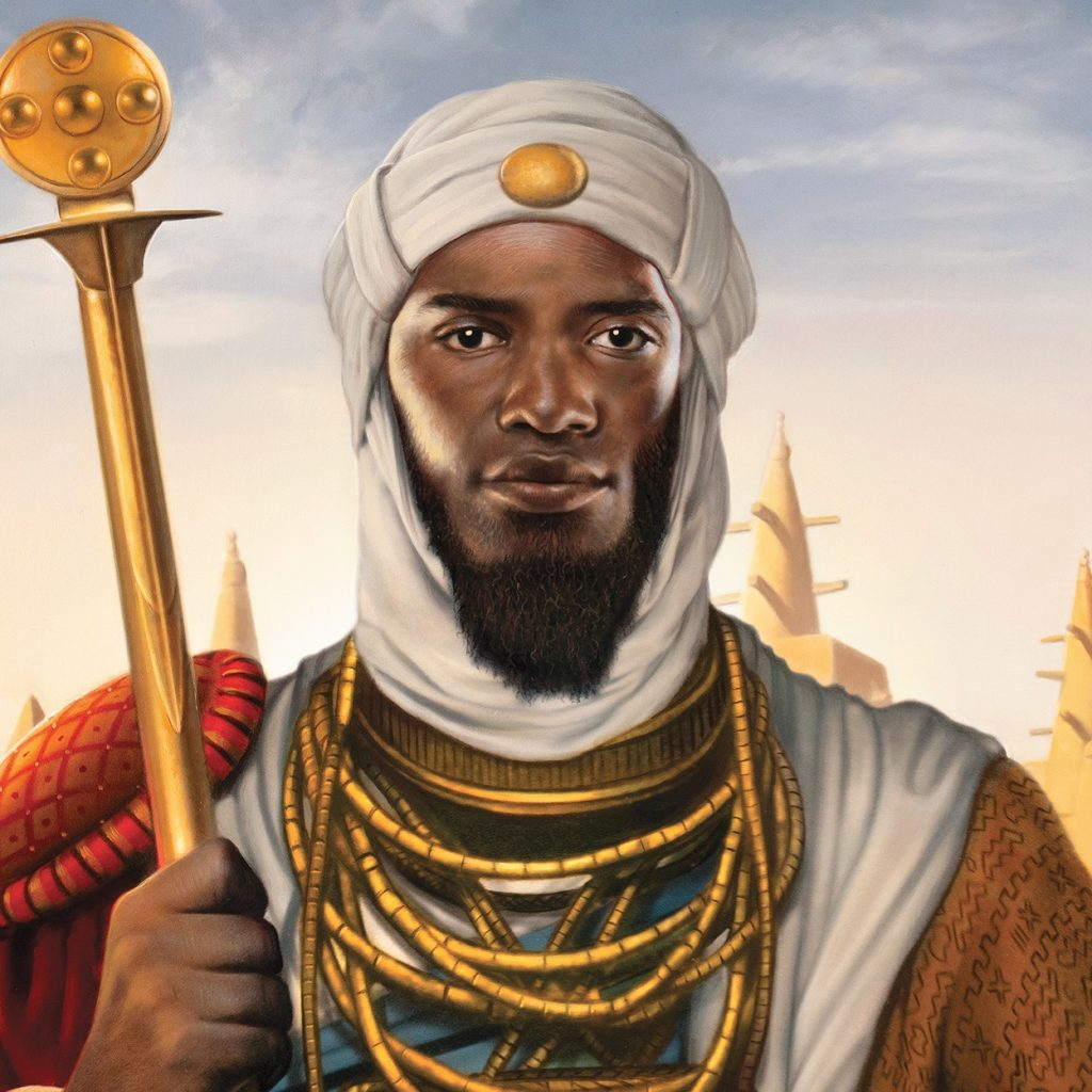 mansa musa richest man in history